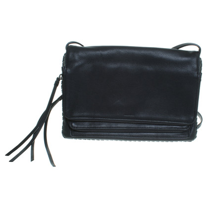 All Saints Shoulder bag in black