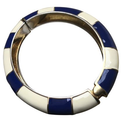 J. Crew Bangle with pattern