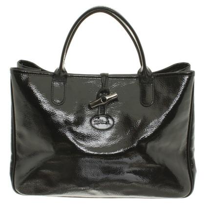 Longchamp Handtas zwart