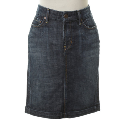 Citizens of Humanity Jeans skirt in used look