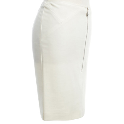Versace Cream colored skirt