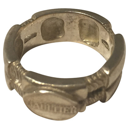 Jean Paul Gaultier Zilveren ring