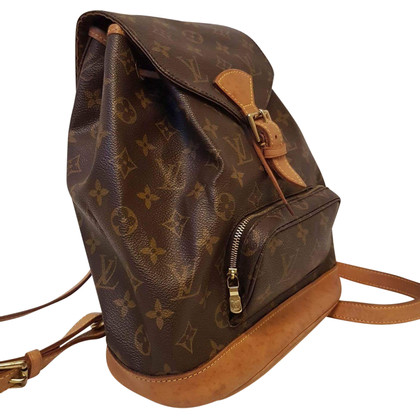 "Louis Vuitton ""Montsouris Monogram Canvas"""