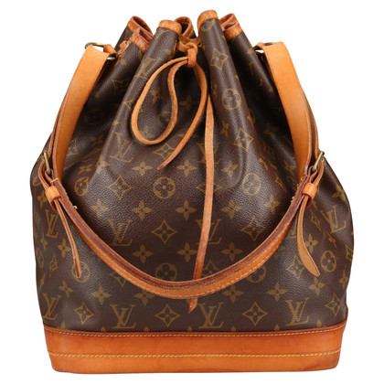 Louis Vuitton Grand Noé Monogram Canvas