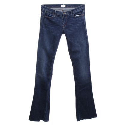 Mother Bootcut jeans with wash