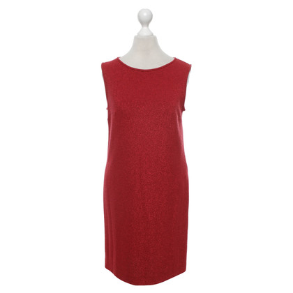 Piu & Piu Glitter dress in red