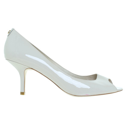 Michael Kors Peep-toes in cream