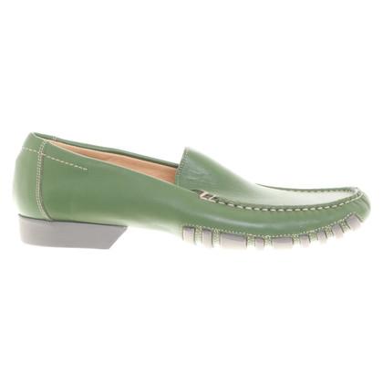 Bally Slipper in groen