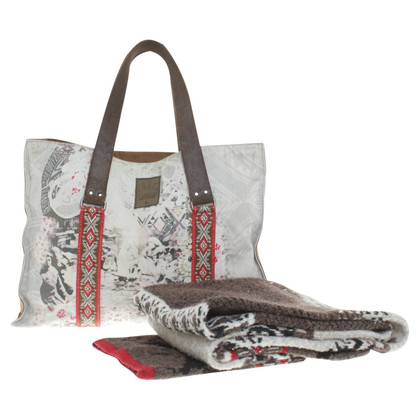 Marc Cain Handbag with scarf