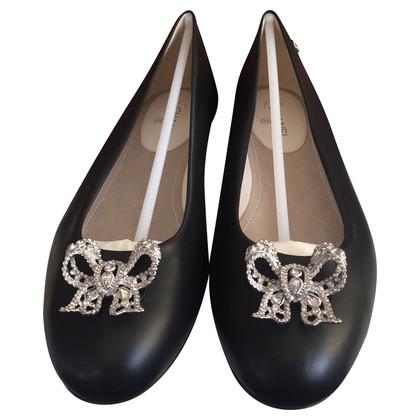 Chanel flat ballerinas