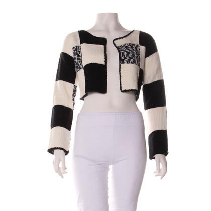 Manoush Bolero jacket made of knitwear