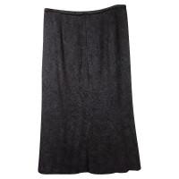Isabel Marant Tweed midi skirt