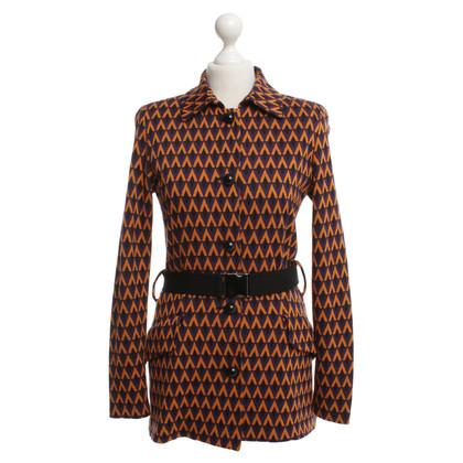 Piu & Piu Jacket with patterns