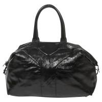 "Yves Saint Laurent ""Easy Bag"" en noir"