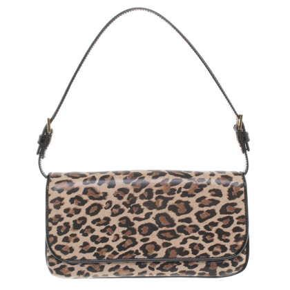 Dolce & Gabbana clutch met animal print