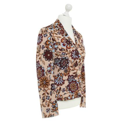 D&G Blazer with pattern