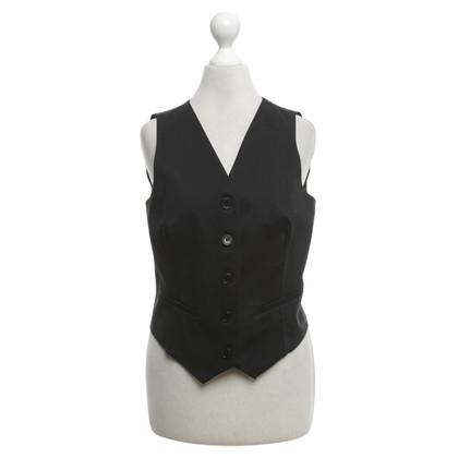 Patrizia Pepe Vest in zwart
