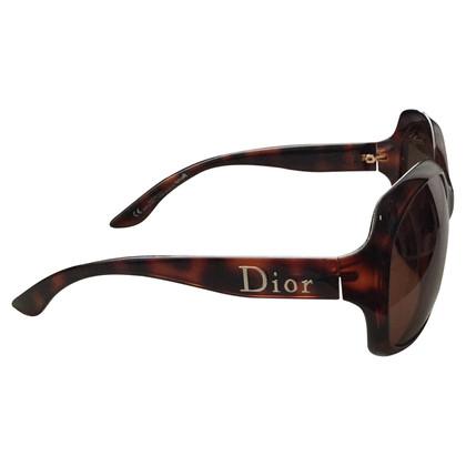 Christian Dior Lunettes de soleil oversize