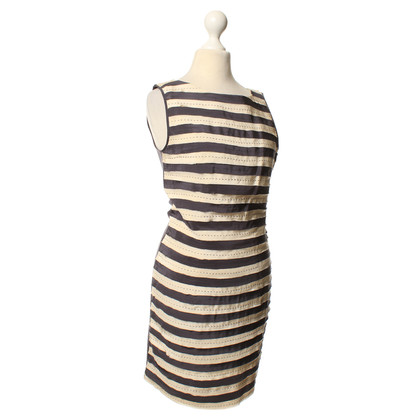 Marc Cain Dress with stripe pattern