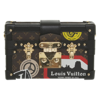 "Louis Vuitton ""Petite Malle Box World Tour"""