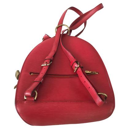 Louis Vuitton Rucksack Rot