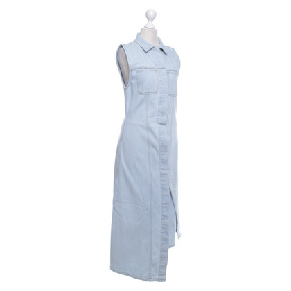 Acne Sleeveless denim dress