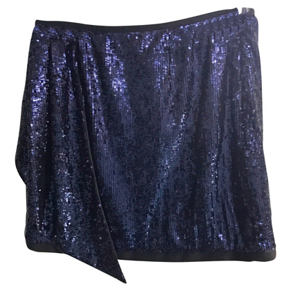 Karen Millen Mini skirt in sequins