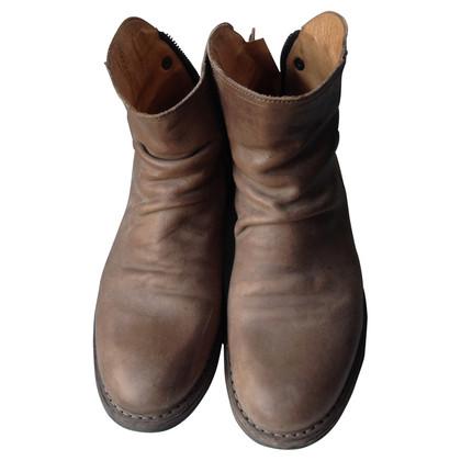 Fiorentini & Baker Boots in Beige