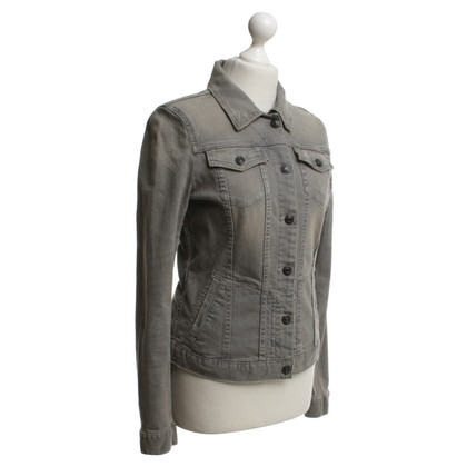 Drykorn Jeans jacket in grey