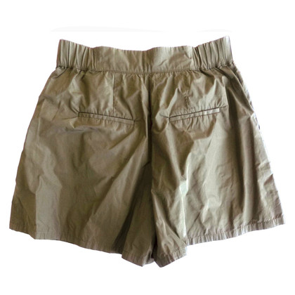 Maje High waisted shorts