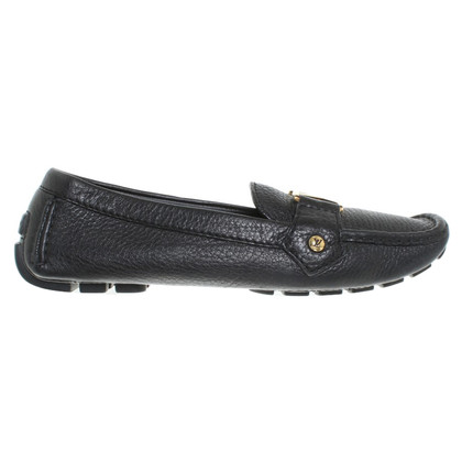 Louis Vuitton Loafer in zwart