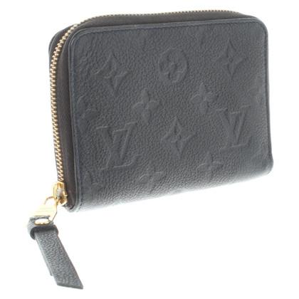 Louis Vuitton Portemonnaie aus Monogram Empreinte Leder