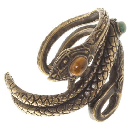 Valentino Bangle with snake motif