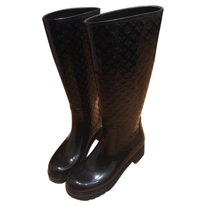 Louis Vuitton rubber boots