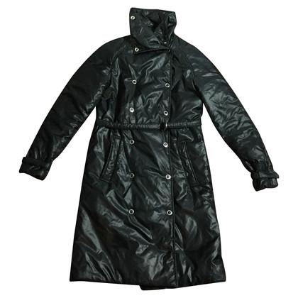 Maison Martin Margiela Coat in black