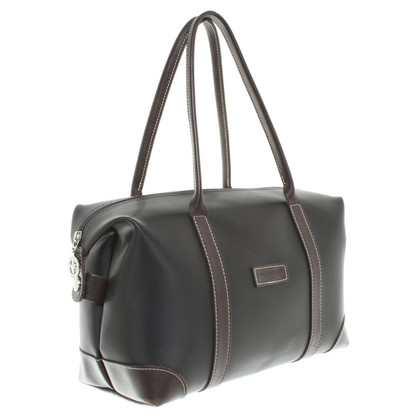 Longchamp Borsetta in marrone scuro