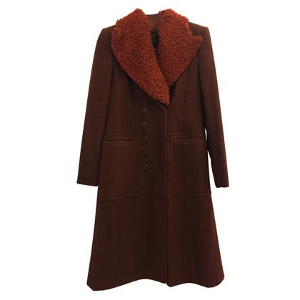 Ferre cappotto di lana