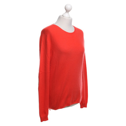 FTC Cashmere sweater in red