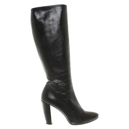 Konstantin Starke Boots in Black