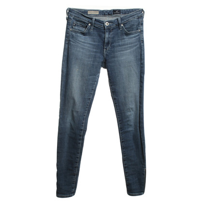Adriano Goldschmied Jeans con zip