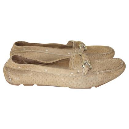 Prada Loafer con dettagli