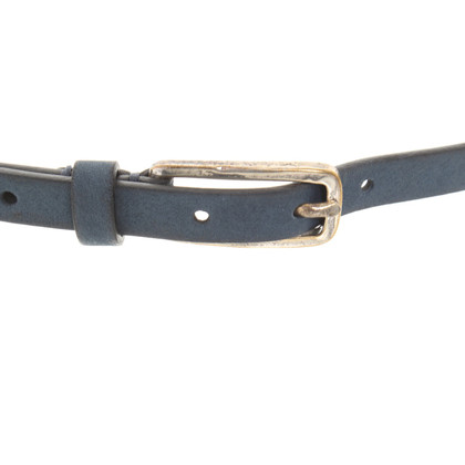 Post & Co Ceinture en cuir