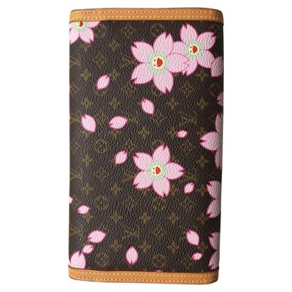 Louis Vuitton Wallet in Cherry Blossom Monogram