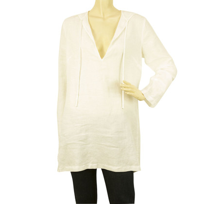 Juicy Couture Hooded tunic made of linen