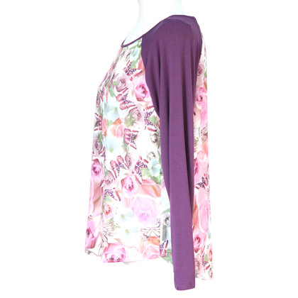 Ted Baker Top con i fiori