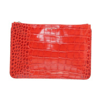 Givenchy clutch in reptile look