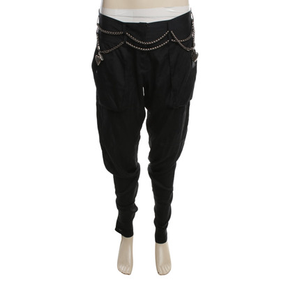 Thomas Wylde trousers from silk