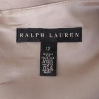 Ralph Lauren Robe en beige