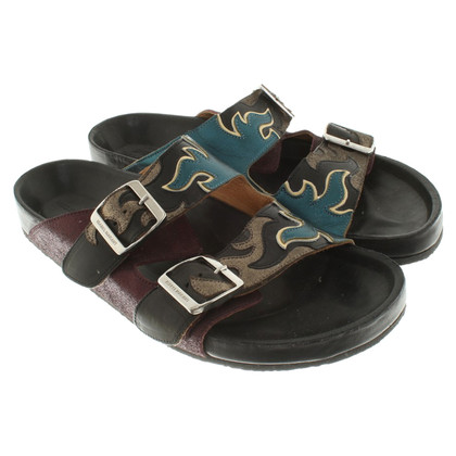 Isabel Marant Etoile Sandals with leather straps