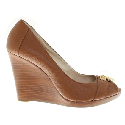 Michael Kors Wedges from Saffianoleder